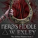 Nero's Fiddle Audiobook by A. W. Exley Narrated by Gemma Dawson