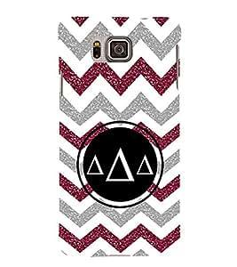 EPICCASE Pyramids Mobile Back Case Cover For Samsung Galaxy Alpha (Designer Case)