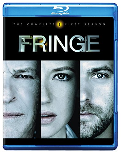 Blu-ray : Fringe: The Complete First Season (, Dubbed, Dolby, AC-3, Special Packaging)