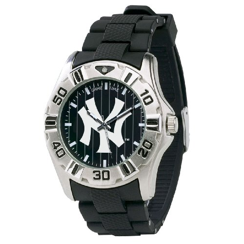 MLB Men's MM-NY3 MVP Series New York Yankees Watch