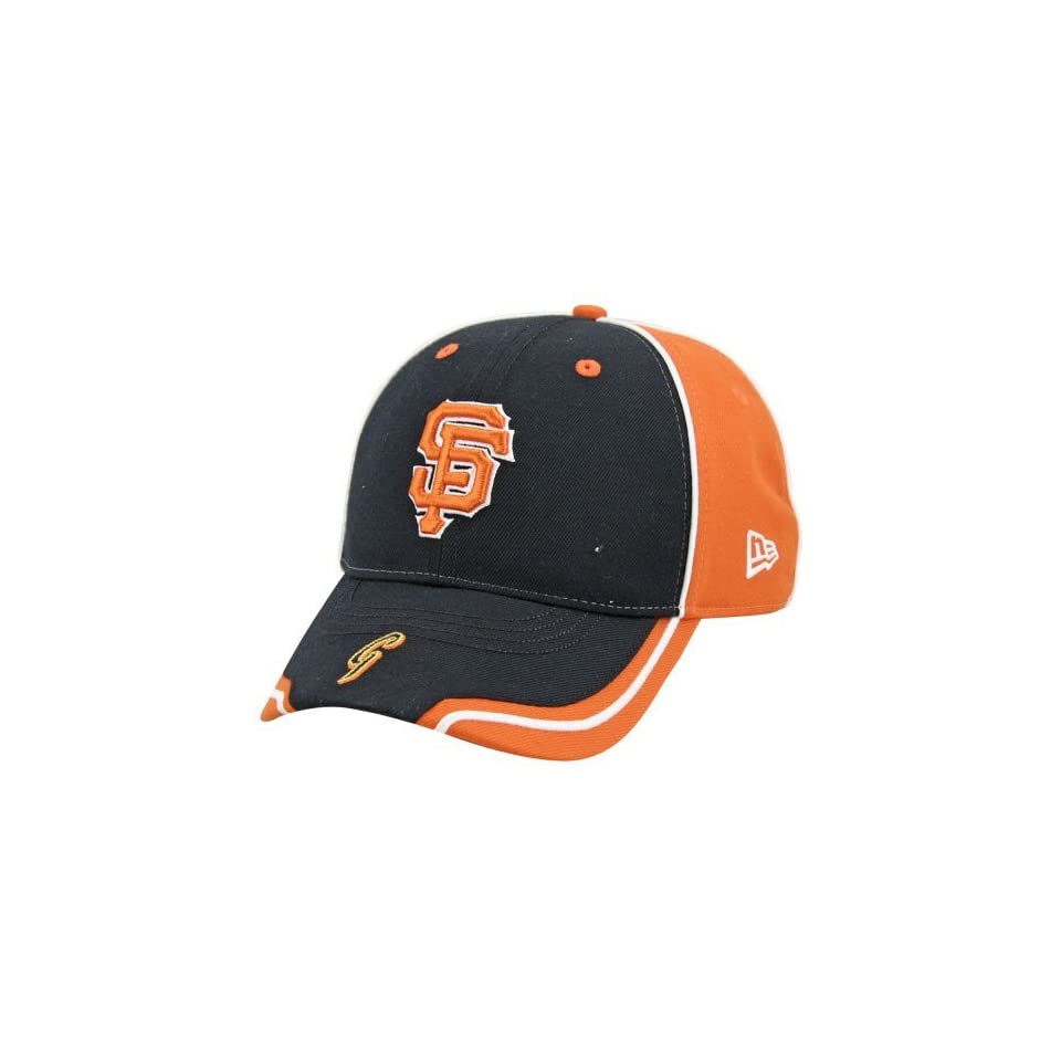 New Era San Francisco Giants Black Opus Too Hat