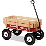 Radio Flyer All Terrain Wagon Ride On, Wagon For Kids