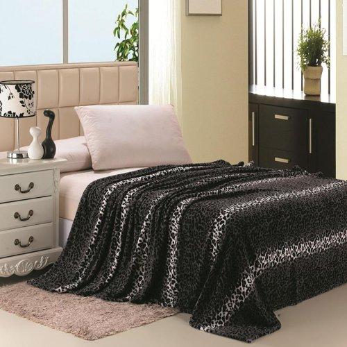 Zebra Print Bedding Twin front-161944