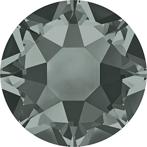 swarovski-2078-xirius-hotfix-strasssteine-ss16-100-stuck-black-diamond
