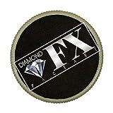 Diamond FX Essential Face Paint - Black (90 gm) (Color: Black)