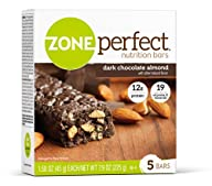 Zone Perfect Nutrition Bar, Dark Choc…