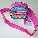 Disney Princess Cinderella Girls Handbag Shoulder Purse Kids Childrens Makeup / Cosmetic Bag Toy