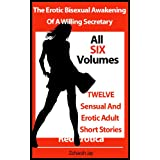 The Erotic Bisexual Awakening Of A Willing Secretary - The Complete 6 Volume Series Of Sensual And Erotic Adult Short Stories ~ Zoharah Jay