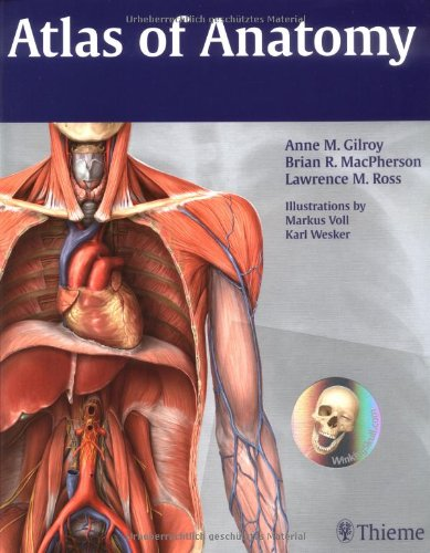 Atlas of Anatomy (Thieme Anatomy)