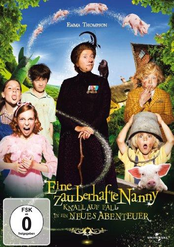Eine zauberhafte Nanny - Knall auf Fall in ein neues Abenteuer