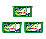 Ariel 3 in 1 Pod Liquitabs 3 x 42 Tablets. (126 Washes)