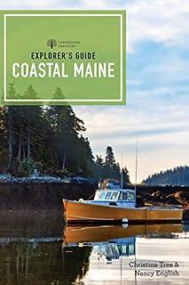 Book Cover: Explorer's Guide Coastal Maine