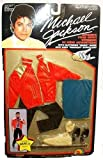 Michael Jackson 1984 Beat It Doll Stage OUTFIT - OUTFIT ONLY