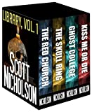 Scott Nicholson Library, Vol. 1 (Boxed Set)