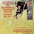 Bach: Brandenburg Concerti Nos. 4-6; Orchestral Suite No. 4