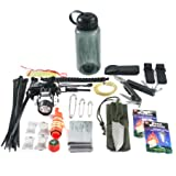 48 in 1 Complete Emergency Outdoor & Survival Kit with Water Purification