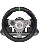 Volant de course sans fil pour Xbox 360