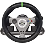 "Xbox 360 – Lenkrad ""Wireless Racing Wheel"" (Mad Catz)"