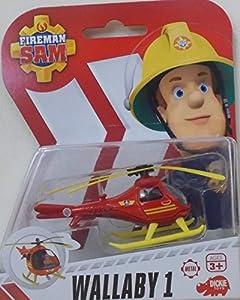 Fireman Sam Diecast Vehicles - Wallaby 1