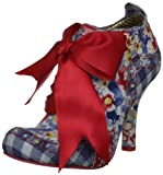 Irregular Choice Women's Abigails Party Ankle Boots