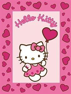 Digital Republic.com 12437 - Alfombra (poliamida), diseño de Hello Kitty de DIGITAL REPUBLIC.COM