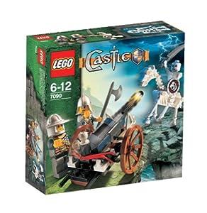 Lego - Castle - jeu de construction - L'attaque a l'arbalete  - 7090