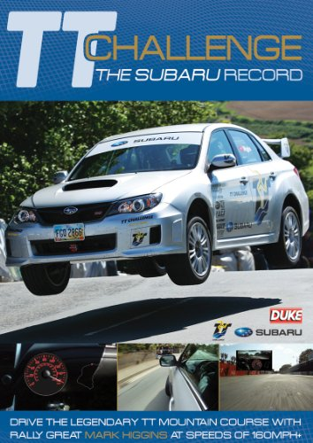 TT Challenge - The Subaru Record DVD
