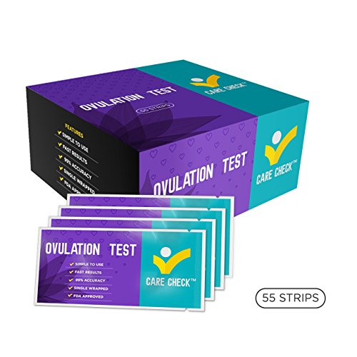 ovulation test strips instructions