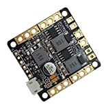 Usmile Power Distribution Board PDB with Built-in OSD 5V&12V BEC 3A LC Filter for CC3C Naze32 SP Racing F3 Flight Controller Mini quad FPV Racing Quad Drones
