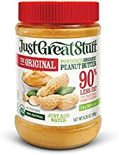 Betty Lou39s Just Great Powdered Peanut Butter 635-Ounce Jar
