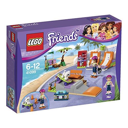 レゴ フレンズ ハートレイクのスケートパーク 41099