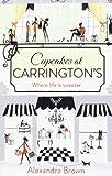 Cupcakes at Carrington's Alexandra Brown