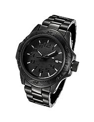 Armourlite Phantom Shatterproof Scratch Resistant Glass Swiss Tritium Watch 10 Year Battery AL48