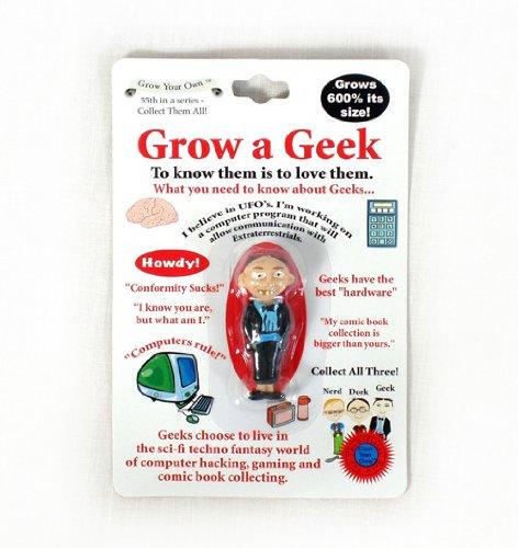 Grow Your Own Dork