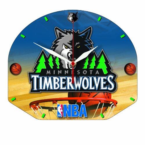 Wincraft Minnesota Timberwolves High Definition Clock