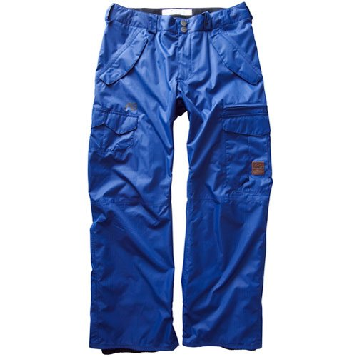 Analog Freedom Snowboard Pants - River Blue - X Large