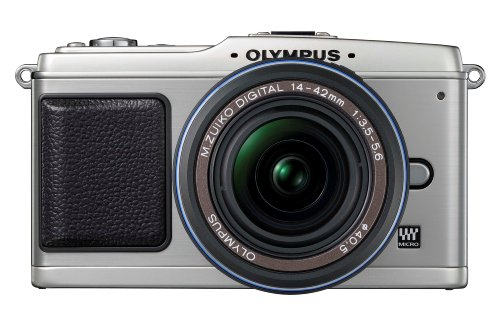 Olympus PEN E-P1 (with 14-42mm Lens) is the Best Compact Point and Shoot Digital Camera Overall Under $900