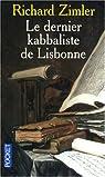Le dernier kabbaliste de Lisbonne par Zimler