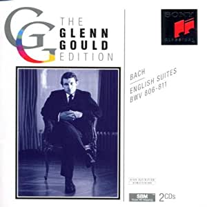 The Glenn Gould Edition: Bach Englische Suiten (english Suites)