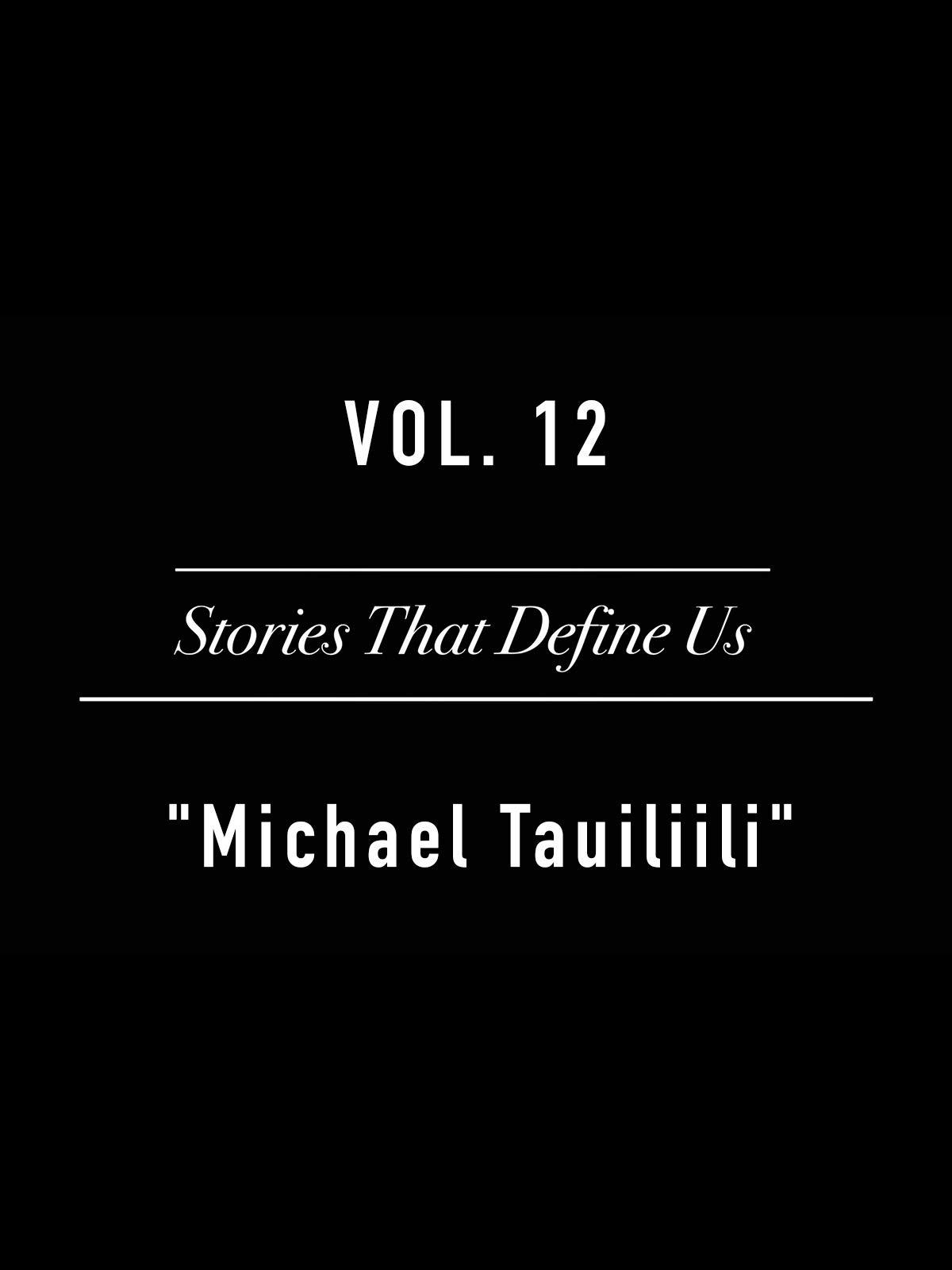Stories That Define Us Vol. 12