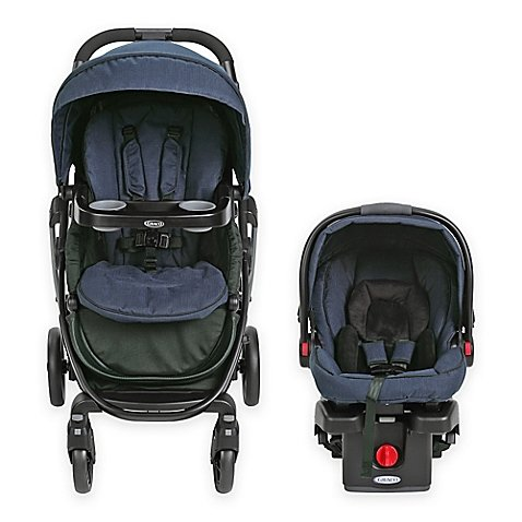 Graco Modes LX Click Connect Travel System in Cadet (Graco Modes Click Connect 35 compare prices)