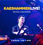 KAESHAMMERLIVE! (CD+DVD)