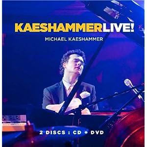Michael Kaeshammer - Kaeshammer Live! (DVD + CD)
