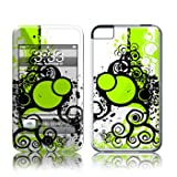 iPod Touch 2nd / 3rd Gen - Simply Green - High quality precision engineered removable adhesive vinyl skin for iPod Touch released in 2008 & 2009 (2nd and 3rd Generations)by DecalGirl