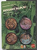 1971 Mattel Instant Replay Basketball Stars Records Sealed Chamberlain West 2 packs