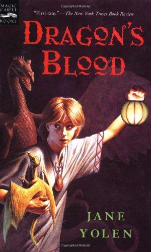 Dragon's Blood: The Pit Dragon Trilogy, Volume One