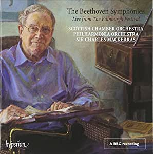 Symphonies 1-9 Live From the Edinburgh Festival