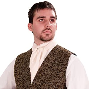 Steampunk Empire Cravat by Windlass Costumes