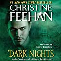 Dark Nights (       UNABRIDGED) by Christine Feehan Narrated by Jennifer Bradshaw