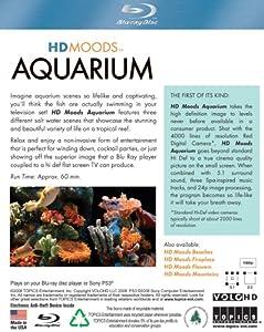 HD MOODS: AQUARIUM - Blu-Ray by Topics Entertainment